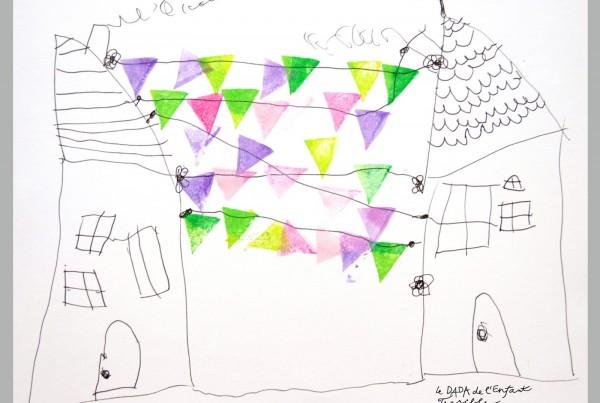 deux maisons pour un enfant